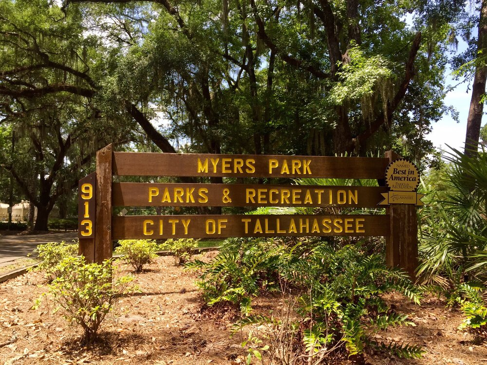 City of Tallahassee Parks, Recreation and Neighborhood Affairs Parcel